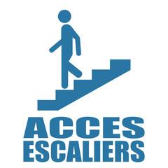 Logo escaliers.