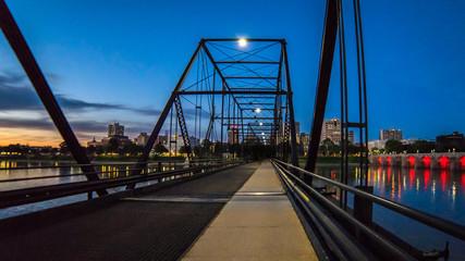 Peaceful night (Harrisburg PA)