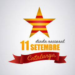 September 11, day of Catalonia. Independence