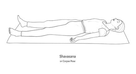 search photos savasana