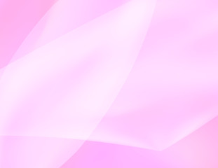 Abstract lavender blush smooth background. Blurred vector graphic