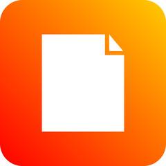 Colorido icono ilustrado para negocios y web con hoja