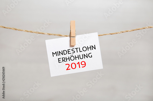Erhöhung Geringfügigkeitsgrenze 2019