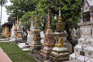 Laos  - Vientiane - Wat Si Saket