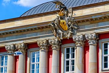 Landtag Brandenburg im früheren Stadtschloss Potsdam