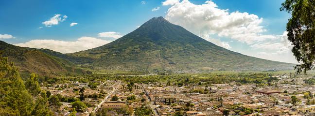 City Of Antigua Guatemala Fototapete
