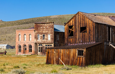 Western Ghost Town