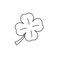 Clover of icon
