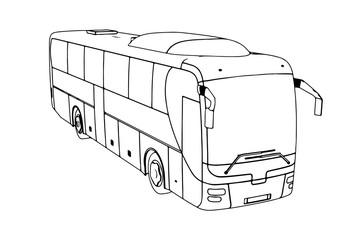 vector bus sketch
