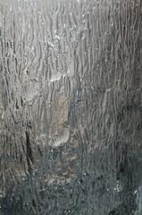 Eisglas, wetter,beschaffenheit, holz, wand, abstrakt, grunge, alt, dekor, rau, weiß, flächen, braun, hölzern, grau, material, baum, natur, verwittert, anmalen, beton, black, dark, design,