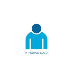 male icon, people logo design.