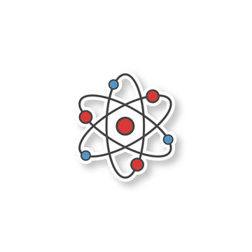 Atom structure patch