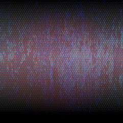 Abstract seamless futuristic science finction texure