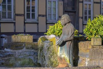Baxmann Brunnen Hessisch Oldendorf