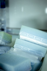 Hygiene in hospital for doctors