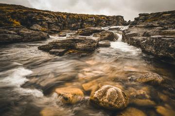Norway Rondane Landscape