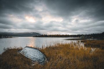 Norway boat rondane