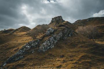 UK, Scotland, Isle of Skye Landscape