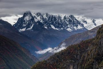 Die wunderbare Bergwelt des Wallis - Schweiz
