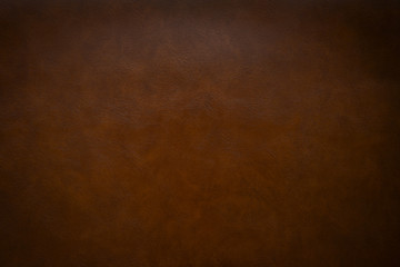 Brown leather as a background Wall mural