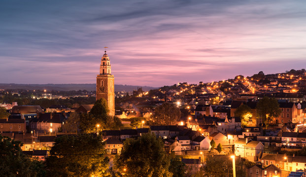 St. Anne's Church, Shandon, Cork, Ireland