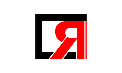 R in the box logo