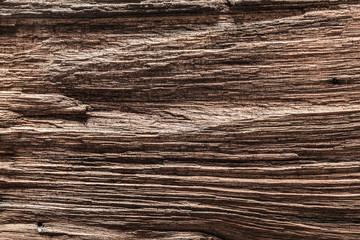 Vintage brown messy wooden texture