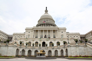 United States Capitol Building in Washington DC,USA.United States Congress