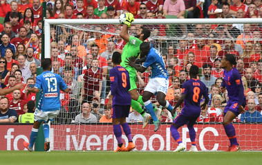 Pre Season Friendly - Napoli v Liverpool