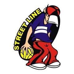 Street Basketball Emo