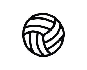 volley hand drawn icon , designed for web and app