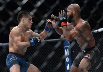 MMA: UFC 227-Johnson vs Cejudo