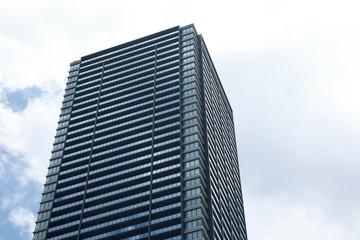 日本の高層のビル