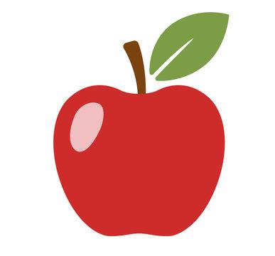 りんごのアイコン