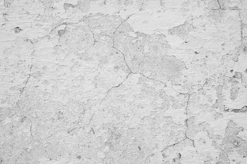 old cracked stucco texture