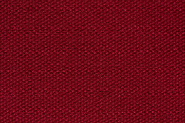 Effective crimson fabric texture for project.