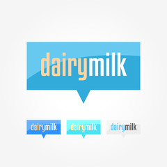 Dairy Milk Shopping Tags