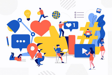 Teamwork Social Media
