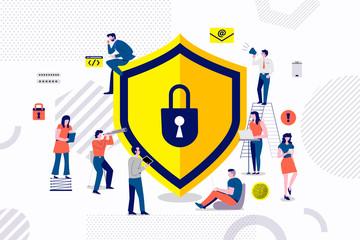 Teamwork building security