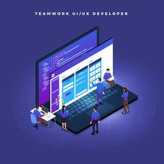 Teamwork UI / UX Developer