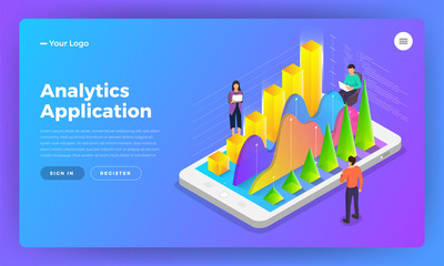 Analystic Application
