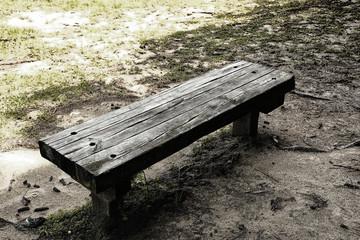 Bench at Public Park