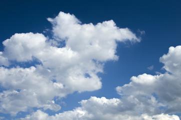 clouds, sky, summer, texture