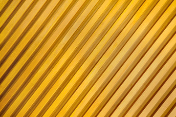 Gold wood pattern background.