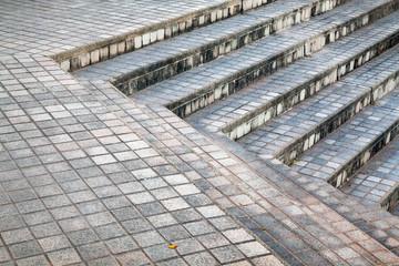 brick Block walkway