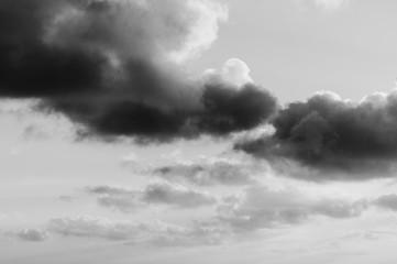 Wolkenwanderung