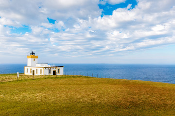 Duncansby Head Lighthouse at John o Groats