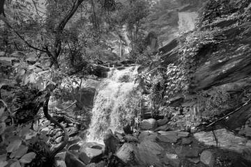 Bamni water fall, Purulia, West Bengal - India