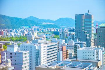 広島 都市風景