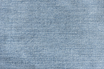 Blue denim jeans texture, background